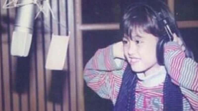 Biodata Agnes Monica Lengkap - Agnes Kecil Rekaman