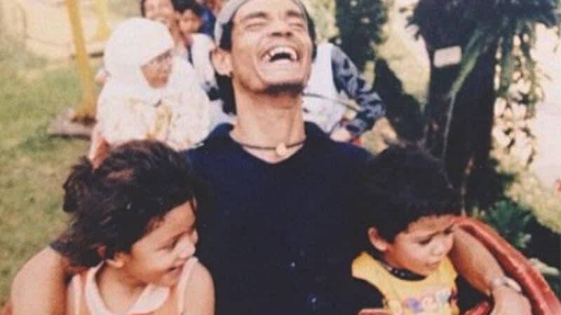 Biodata Aliando Syarief Lengkap - Aliando Bersama Ayah dan Kakak