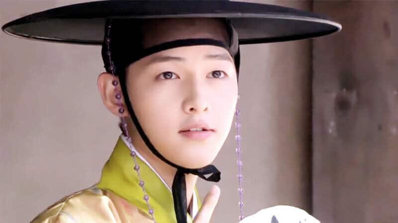 Drama Korea Song Joong Ki - Goo Yong Ha di Sungkyungkwan Scandal