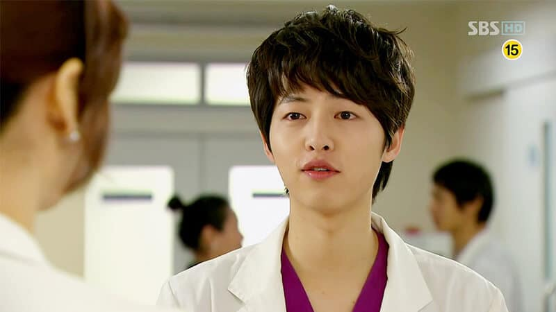 Drama Korea Song Joong Ki - Obstetrics & Gynecology Doctors