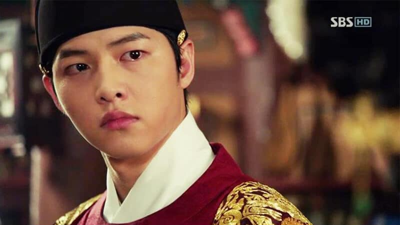Drama Korea Song Joong Ki - Deep Rooted Tree