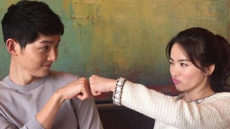 Pacar Song Hye Kyo - Kyo dan Ki