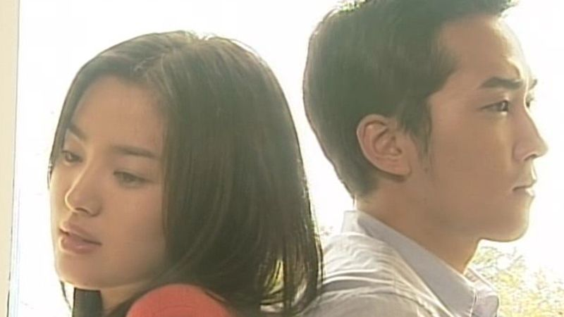 Pacar Song Hye Kyo - Song Seung Hoon