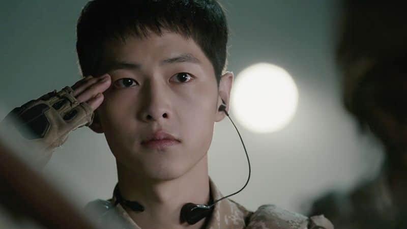 Pacar Song Hye Kyo - Song Joong Ki