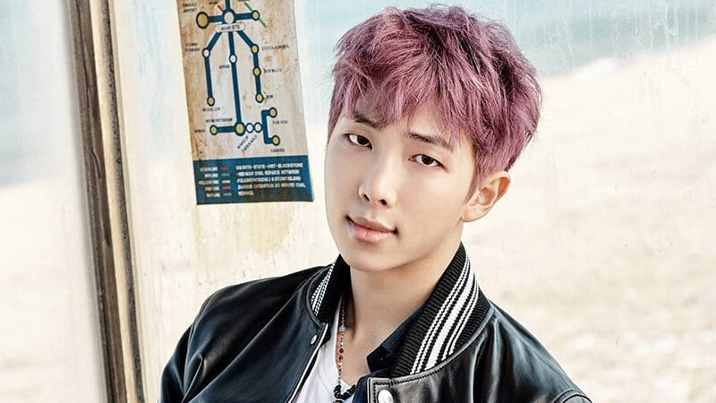 Profil Member BTS - Rap Monster