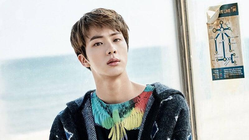 Profil Member BTS - Jin