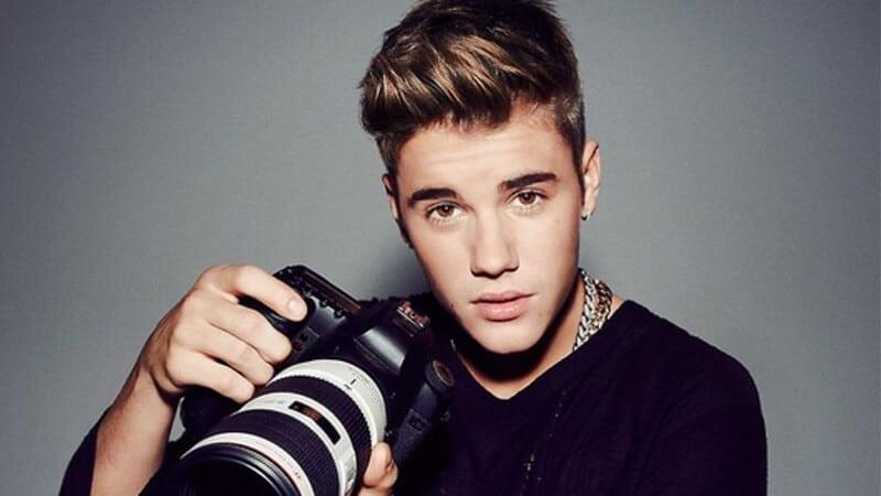Biodata Justin Bieber Lengkap - Justin Bieber