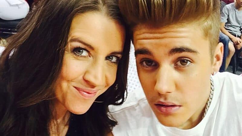 Biodata Justin Bieber Lengkap - Justin dan Patricia Mallete Sang Ibu
