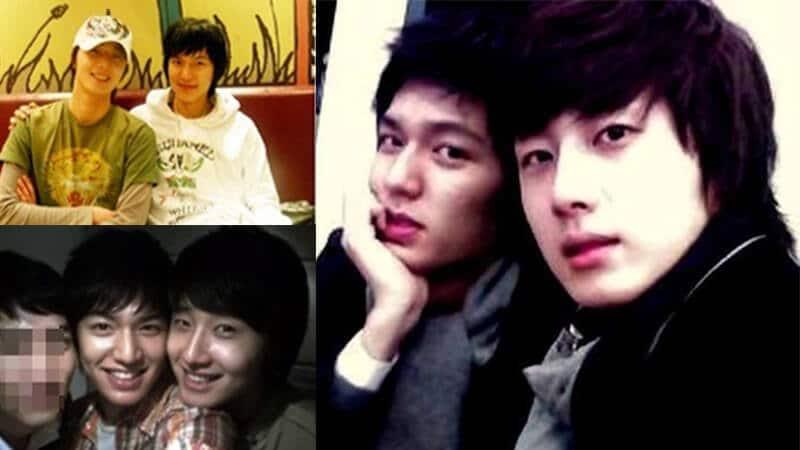 Profil Lee Min Ho - Lee Min Ho dan Jung Il Woo