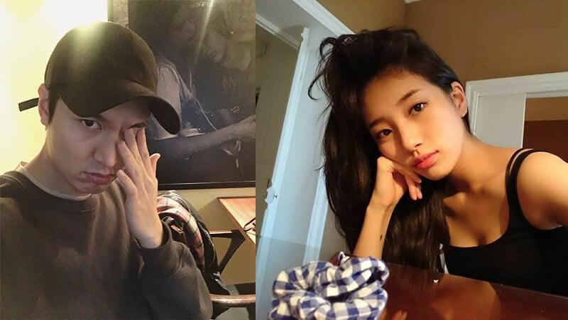 Profil Lee Min Ho - Lee Min Ho dan Suzy miss A