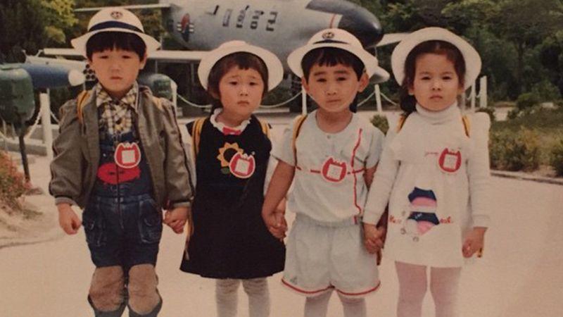 Biodata Song Hye Kyo Lengkap - Masa kecil Hye Kyo