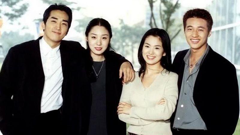Biodata Song Hye Kyo Lengkap - Autumn in My Heart