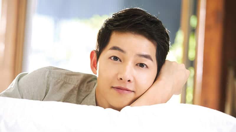 Biodata Song Joong Ki Lengkap - Song Joong Ki