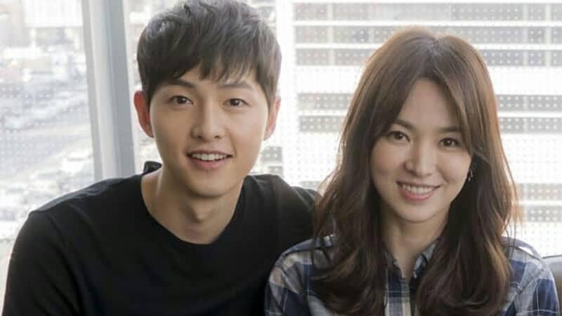 Profil Song Joong Ki - Song Joong Ki dan Song Hye Kyo