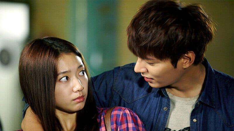 Drama Korea Lee Min Ho - The Heirs
