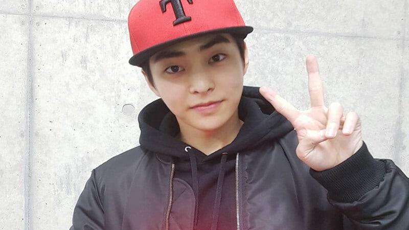 Profil member Exo - Xiumin