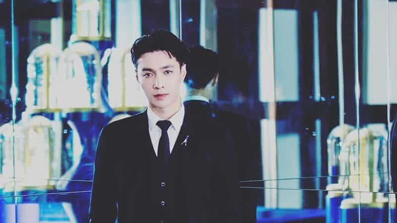Profil member Exo - Lay