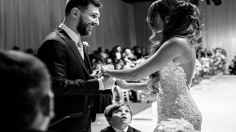 Berita Messi - Pernikahan Leo