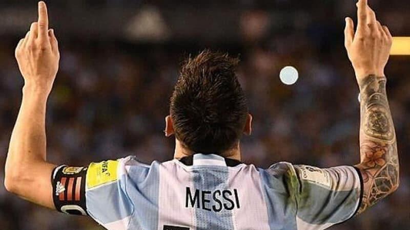 Berita Messi - Gaya selebrasi Leo
