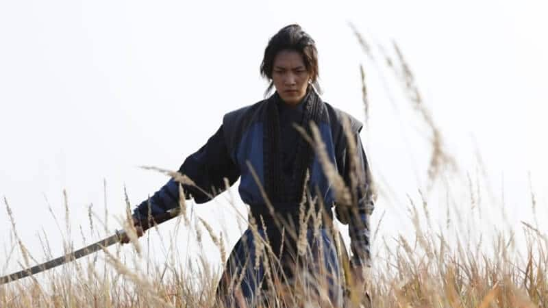 Drama Ji Chang Wook - Warrior Baek Dong Soo
