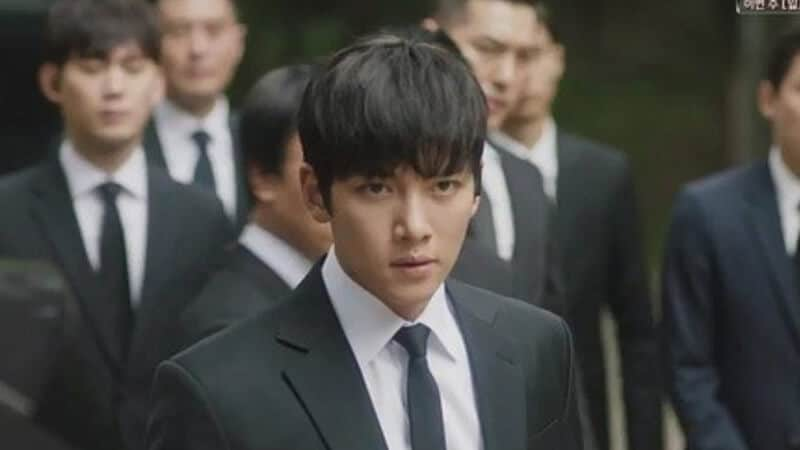 Drama Ji Chang Wook - The K2