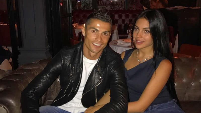Pacar Cristiano Ronaldo - Pasangan Cr7