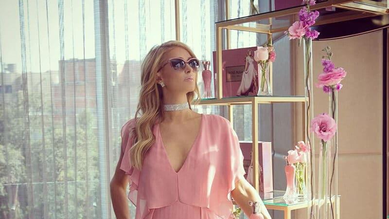 Pacar Cristiano Ronaldo - Paris Hilton