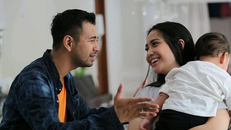 Raffi Ahmad dan Nagita Slavina- Keluarga RANS