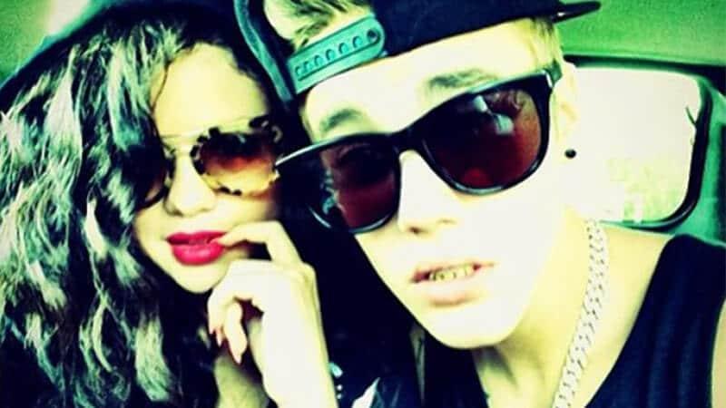 Foto Justin Bieber dan Selena Gomez - Jelena
