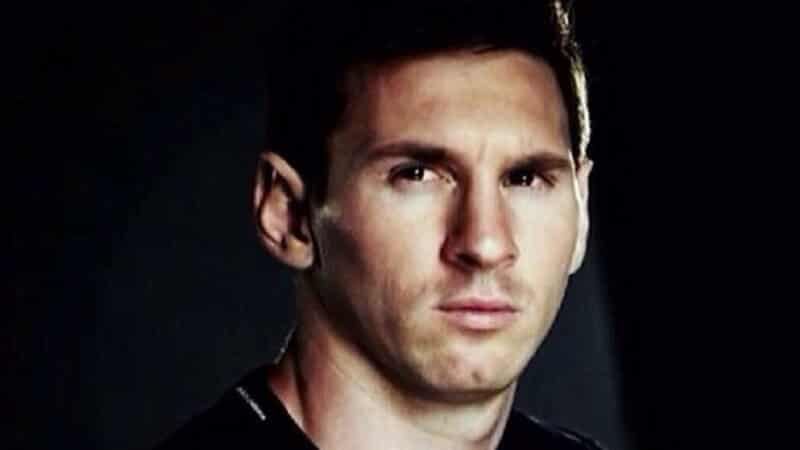Biodata Lionel Messi - Lionel Messi