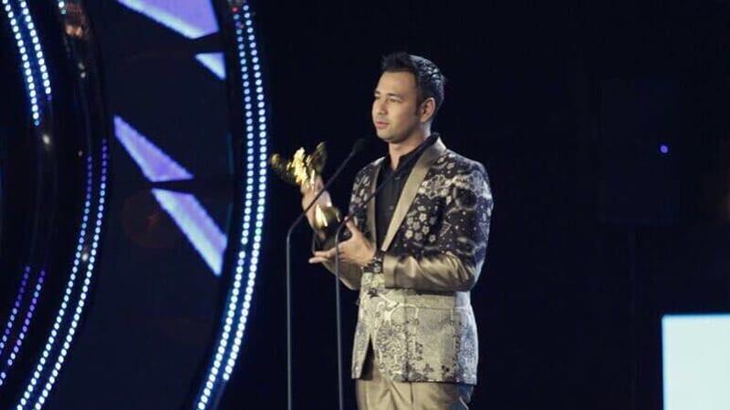 Biodata Raffi Ahmad Lengkap - Penghargaan Raffi Ahmad