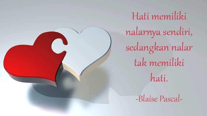 Kata Kata Bijak Singkat Penuh Makna - Blaise Pascal