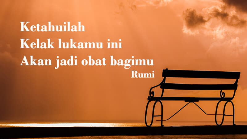 Kata kata bijak islam - Rumi