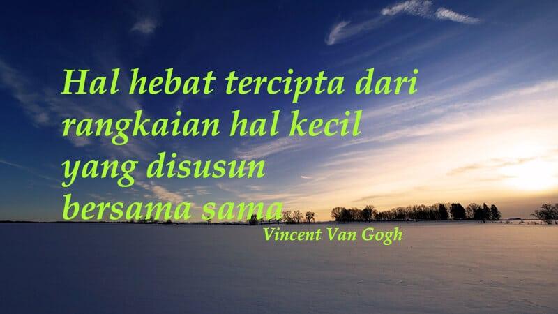 Kata Kata Motivasi Belajar - Gogh