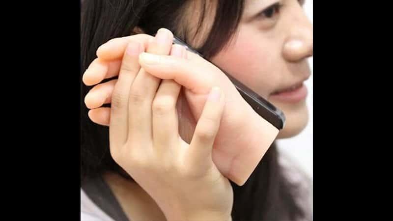 Gambar Lucu Bikin Ngakak - Phone Case Tangan