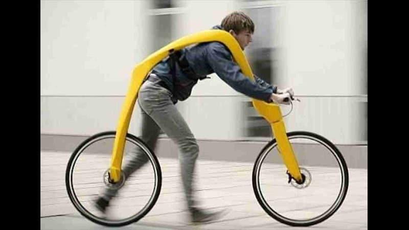 Gambar Lucu Bikin Ngakak - Sepeda Fliz