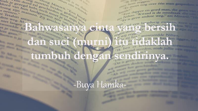 Kata Kata Mutiara - Buya Hamka