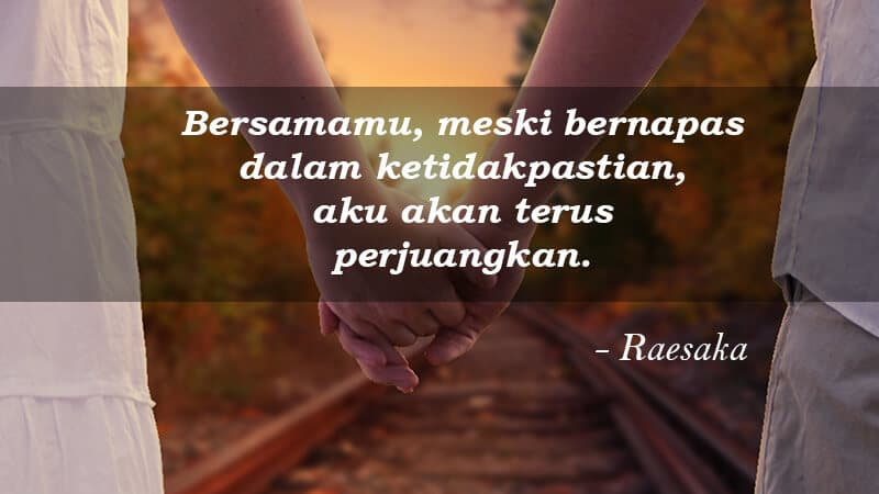 Status Bikin Baper - Raesaka