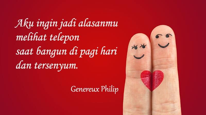 Kata kata ucapan selamat pagi - Kutipan Philip