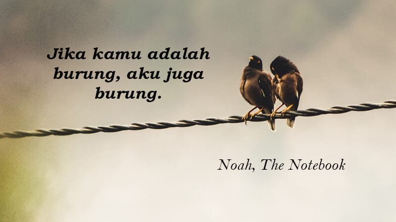 Kata Kata buat Pacar Tersayang - Noah