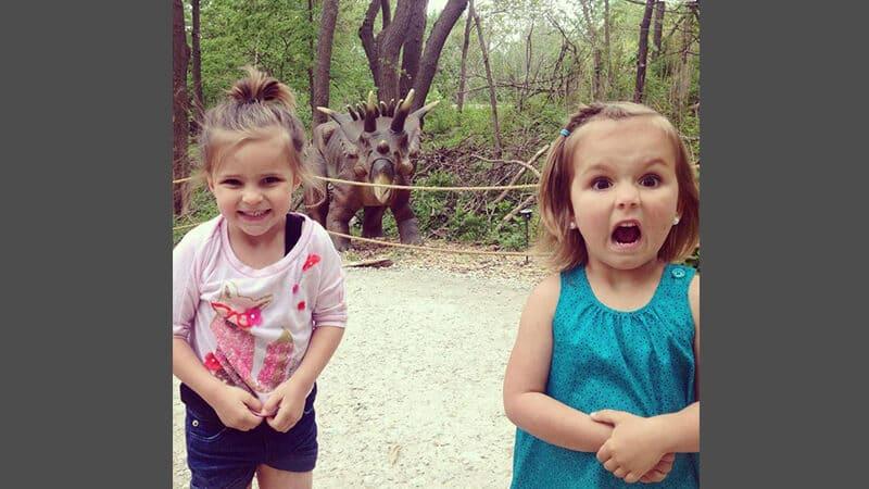 Foto foto bayi lucu - Balita dan badak