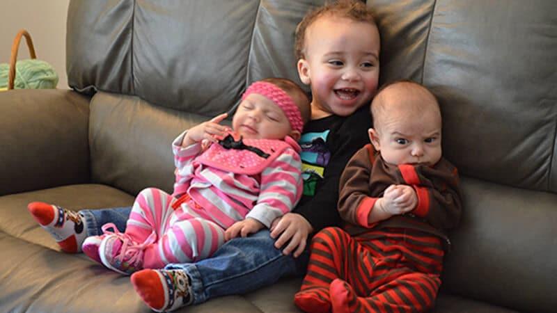 Foto foto bayi lucu - Muka antagonis