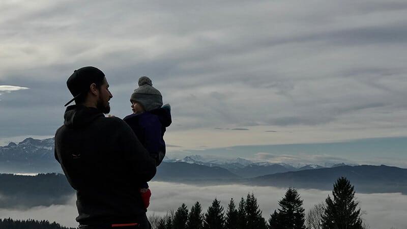 Foto foto gokil bikin ngakak - Bapak dan anak