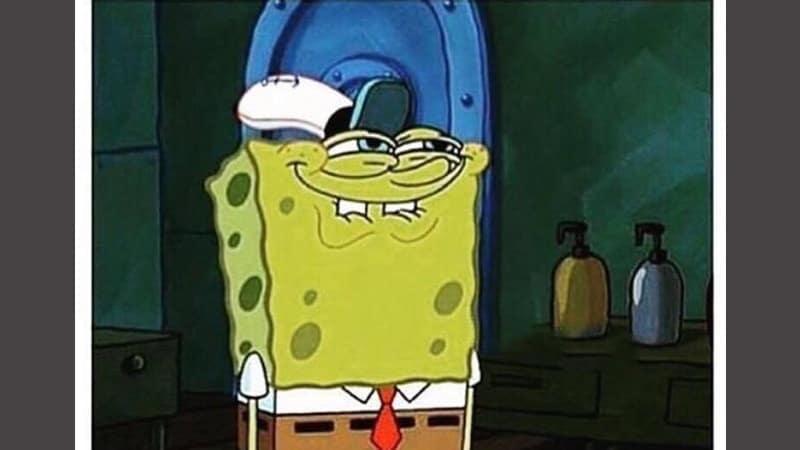 DP lucu banget bikin ngakak - Spongebob