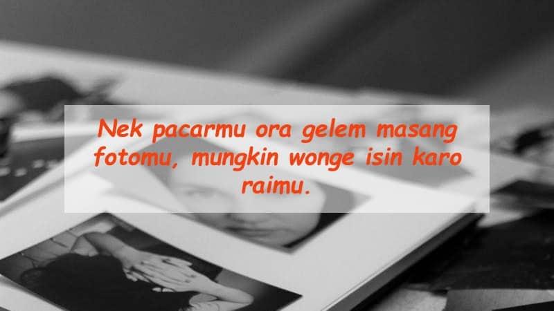 Kata Kata Lucu Bahasa Jawa - Lembaran Foto