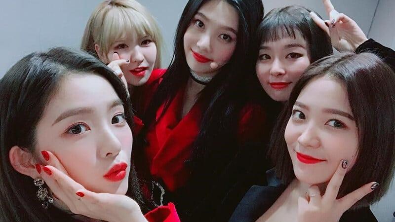 Biodata Irene Red Velvet - Red Velvet