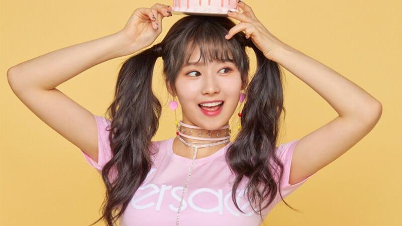 Profil Member TWICE - Sana