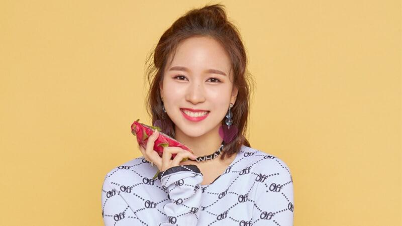 Profil Member TWICE - Mina