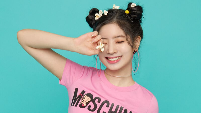 Profil Member TWICE - Dahyun