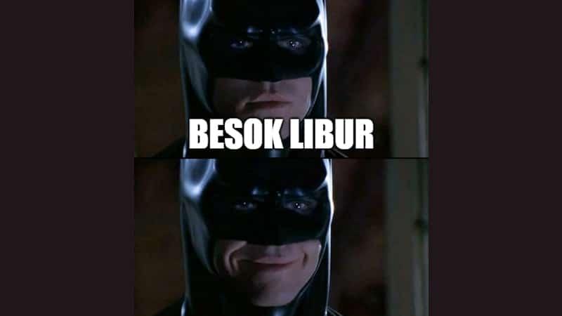 Meme Lucu buat Komen - Meme Batman